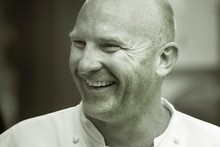 Matt Moran's food is driven by seasonal produce. Photo / Supplied