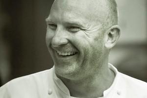 Matt Moran's food is driven by seasonal produce. Photo / Supplied