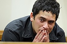 Isaiah Tai was sentenced to two years and 10 months in prison for the manslaughter of Hawea Vercoe. Photo / Rotorua Daily Post