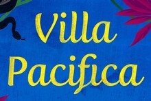 Kapka Kassabova's Villa Pacifica book cover. Photo / Supplied