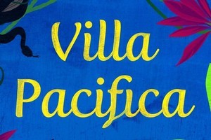 Kapka Kassabova's Villa Pacifica book cover. Photo / Supplied