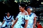 Tui loved to dance the Samoan siva. Photo courtesy of the Ananndale family