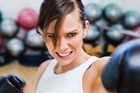 Fighting fitness classes are a fun way to engage in heart-thumping cardio. Photo / Thinkstock