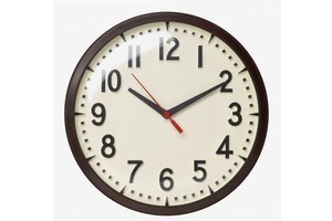 If standard time is just a little too dull, there's always the Shattered Clock. Photo / Thinkstock