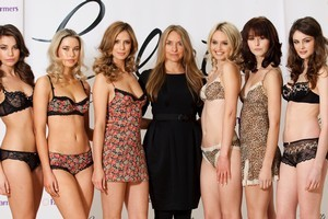 Collette Dinnigan Lingerie Launch. Photo / Neville Marriner