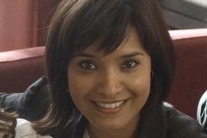 Shelley Conn, who has been cast as the lead in Steven Spielberg's new television series was most recently seen in the BBC drama 'Mistresses'. Photo / Supplied