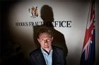 Serious Fraud Office director Adam Feeley Photo / Brett Phibbs