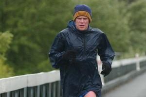 Mosgiel endurance runner Greg Hannah. Photo / Phil McCarthy