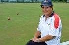 New Zealand women's lawn bowler Jan Khan. Photo / Simon Baker