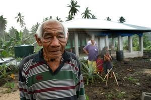 Lemafa Atia'e (above), a year after his survival made news. Photo / Brett Phibbs