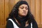 Former National Collective of Women's Refuges CEO Merepeka Raukawa-Tait said that Nia's mother, Lisa Kuka (above), had put her own needs ahead of her daughter's. Photo / Stephen Parker