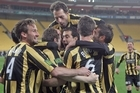 With the ACC saga behind them the Wellington Phoenix can shift focus to beating Gold Coast United. Photo / Getty Images