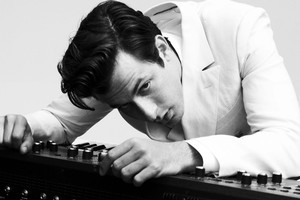 Mark Ronson wears his 80s influences on his sleeve on  Record Collection.  Photo / Supplied