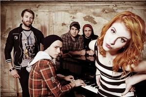 US band Paramore are playing Vector Arena in Auckland on Friday night and Wellington tonight at the TSB Bank Arena. Photo / Supplied