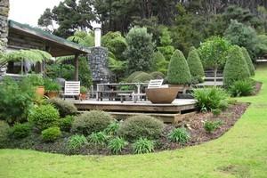 Liz Morrow garden. Photo / Supplied