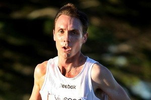 Commonwealth champion 1500m runner Nick Willis is up against fierce competition in Delhi. Photo / File