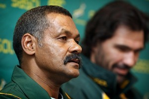 Peter de Villiers. Photo / Natalie Slade