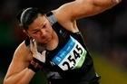 Valerie Adams. Photo / Kenny Rodger.