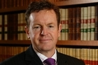 Chris Moore, president of the Law Society's Auckland branch. Photo / Supplied