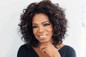 Oprah Winfrey. Photo / Supplied