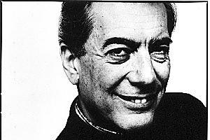 Mario Vargas Llosa. Photo / Supplied.
