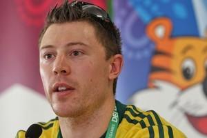 Australian cyclist Shane Perkins. Photo / Getty Images