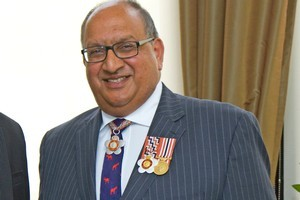 The Governor-General, Hon Sir Anand Satyanand. Photo / Simon Baker.