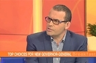 Watch <i>Breakfast</i> host Paul Henry urge Prime Minister John Key to choose a Governor-General who 'looks more like a New Zealander' than Sir Anand Satyanand.