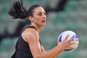 The Silver Ferns should finally be tested when they place England today. Photo / Getty Images