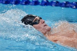 New Zealand swimmer Gareth Kean. Photo / Brett Phibbs