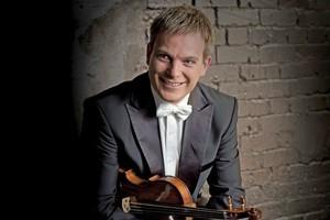Leader Vesa-Matti Leppanen directed the concert. Photo / Supplied