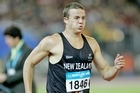 Brent Newdick will take part in the decathlon which begins today. Photo / Chris Skelton