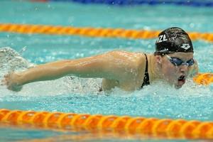 New Zealand swimmer Natalie Wiegersma. Photo / Getty Images