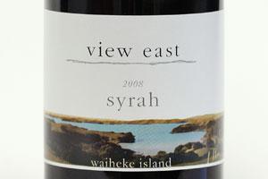 View East Syrah 2008. Photo / Brett Phibbs