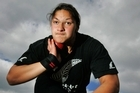 Valerie Adams will be in action in Delhi today. Photo / Chris Skelton