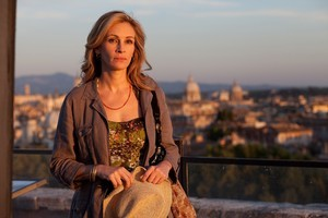 Julia Roberts in  Eat Pray Love.  Photo / Supplied