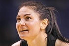 Temepara George of the Silver Ferns. Photo / Getty Images