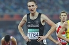 Bronze medalist Nick Willis of New Zealand looks on after the Men's 1500 Metres Final. Photo / Getty Images