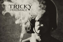 Tricky's album cover for <i>Mixed Race</i>. Photo / Supplied