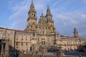 The cathedral in Santiago de Compostela, Galicia, Spain. Photo / Supplied