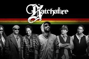 Katchafire. Photo / Supplied.