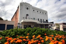 The refurbished Victoria Theatre. Photo / Sarah Ivey.