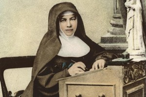 The canonisation of Mary MacKillop will have a special resonance in Otago's Arrowtown. Picture / Supplied
