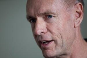 Expelled Labour Party MP Chris Parter. Photo / Richard Robinson