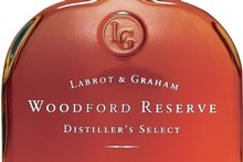 Woodford Reserve 700ml bottle, RRP $69.99. Photo / Supplied