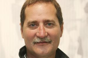 Coach of the New Zealand Women's Hockey Team Mark Hager. Photo / NZ Herald