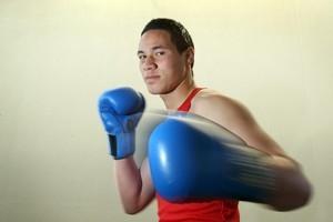 Joseph Parker. Photo / The Aucklander