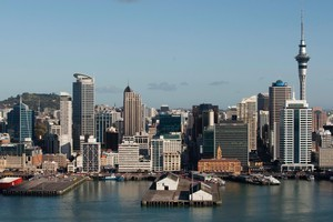 Auckland is set for a big shake-up in the laws that shape the city's planning and design. Photo / Richard Robinson