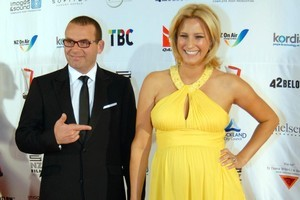 Paul Henry and Pippa Wetzell. TVNZ will be looking for a new 'Breakfast dream team' Photo / Herald on Sunday