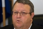 Economic Development Minister Gerry Brownlee. Photo / Mark Mitchell